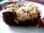 Chocolate-Cinnamon Crumb Cake