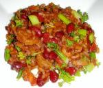 Cajun cuisine: Vegan Jambalaya