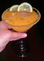 Persimmon Margaritas