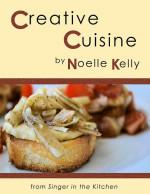 Creative Cuisine E-book Launched!