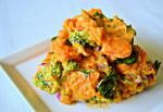 Sweet Potato and Broccoli Salad