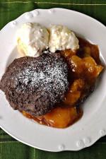 Peaches and Buckwheat Shortcakes / Blogiversary Winners