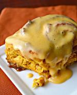 Revisiting Pumpkin Cinnamon Rolls w/ Pumpkin Cream Cheese Icing and Giveaway Winner