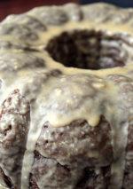 Secret Recipe Club: Pumpkin Spice Cake with Maple Cinnamon Glaze