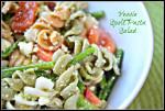 Veggie Spelt Pasta Salad