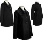Fashion Friday: Maternity Winter coats