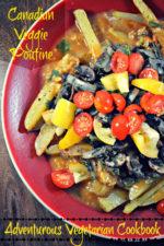 Adventurous Vegetarian Cookbook Review / Giveaway