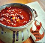 Ghirardelli Chocolate and Burnin' Love Chili —— {Review + Recipe}