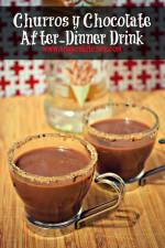 SMIRNOFF Churros y Chocolate After-Dinner Drink