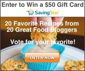 SavingStar Vote for Fav Recipe