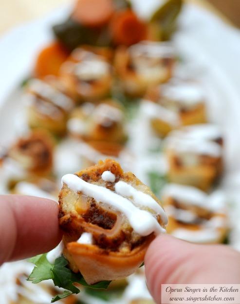 Choriqueso Bites 1 #GoAutentico #CaciqueRecipes