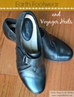 Everyday Wear with Voyager Heels #EarthFootwear
