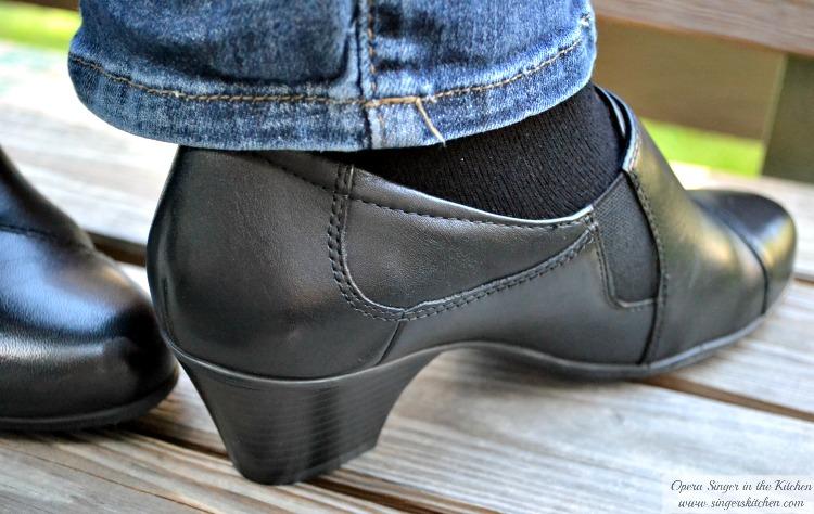 #EarthFootwear Voyager Heel