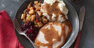 Whole Foods Devon Turkey Dinner for Four Giveaway - Singerinkitchen