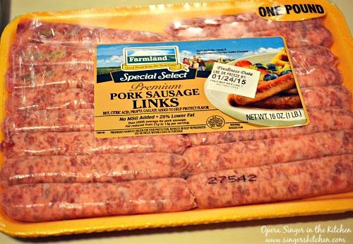 Farmland® Homestyle Sausage