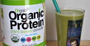 Orgain Organic Protein Plant Based Powder