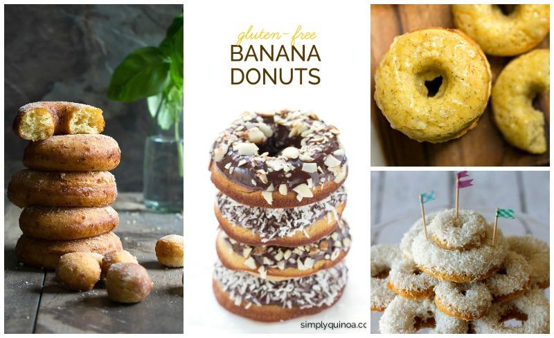 Fellow blogger Donut recipes
