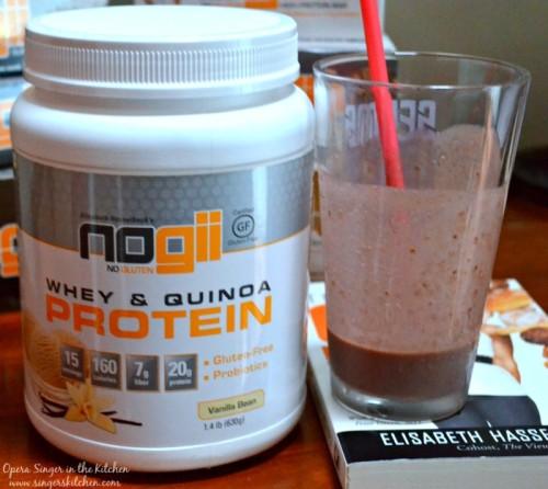 Whey & Quinoa Protein