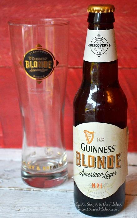 Guinness® Blonde™ American Lager