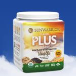 Sunwarrior Chai Banana Protein Smoothie + Giveaway