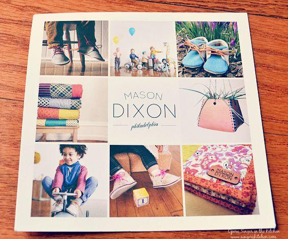 Mason Dixon advertisement