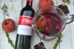 Sparkling Summer Sangria Mocktail