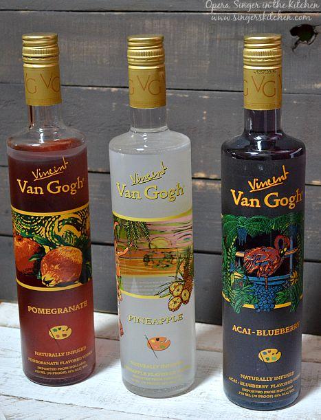 Van Gogh Vodkas
