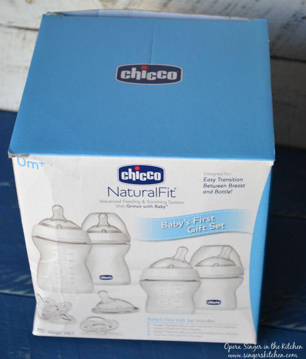 Chicco NaturalFit bottles box