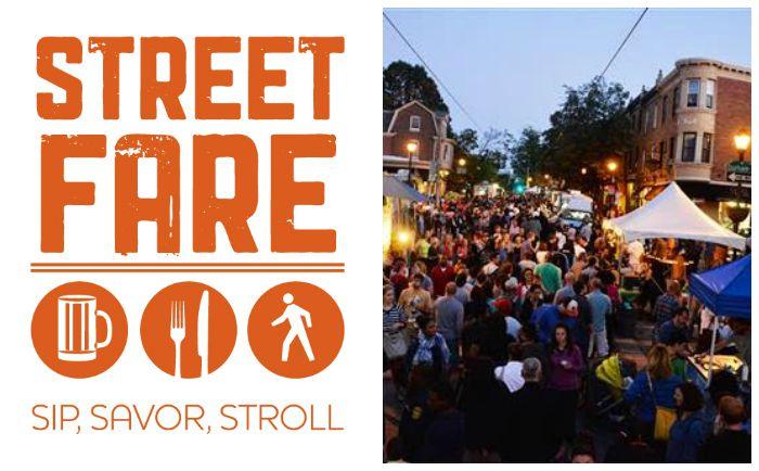 Street Fare Sip, Savor, Stroll