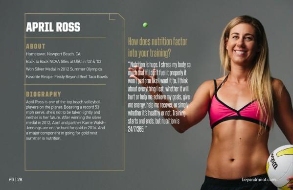 April Ross