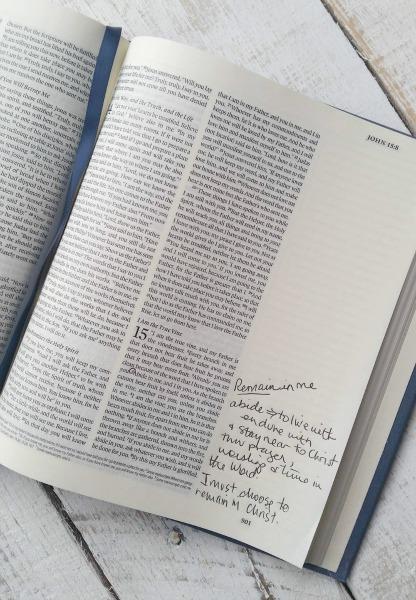Bible- journaling