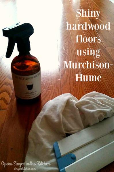 Murchison-Hume Floor Cleaner
