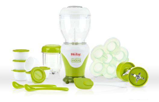 Nuby Garden Fresh Mighty Blender