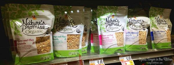 Nature's Promise Granola