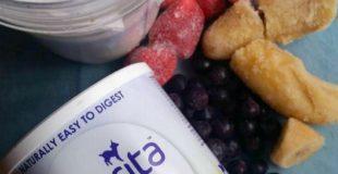 Kabrita Goat Milk Products for Toddlers #MomsMeet #KabritaUSA