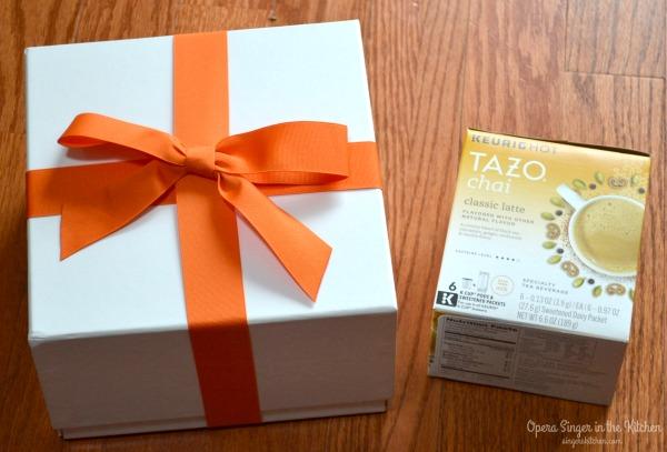 Tazo Chai Latte Gift