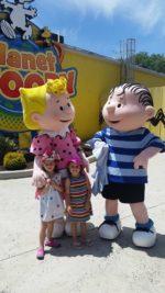 Summer Fun for Alex's Lemonade Stand at Dorney Park