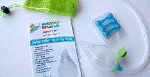 Easier Cold Season with NeilMed Naspira Nasal-Oral Aspirator