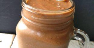 Chocolate Pumpkin Protein Smoothie + Giveaway