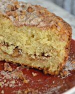 A Perfect Sour Cream Coffee Cake