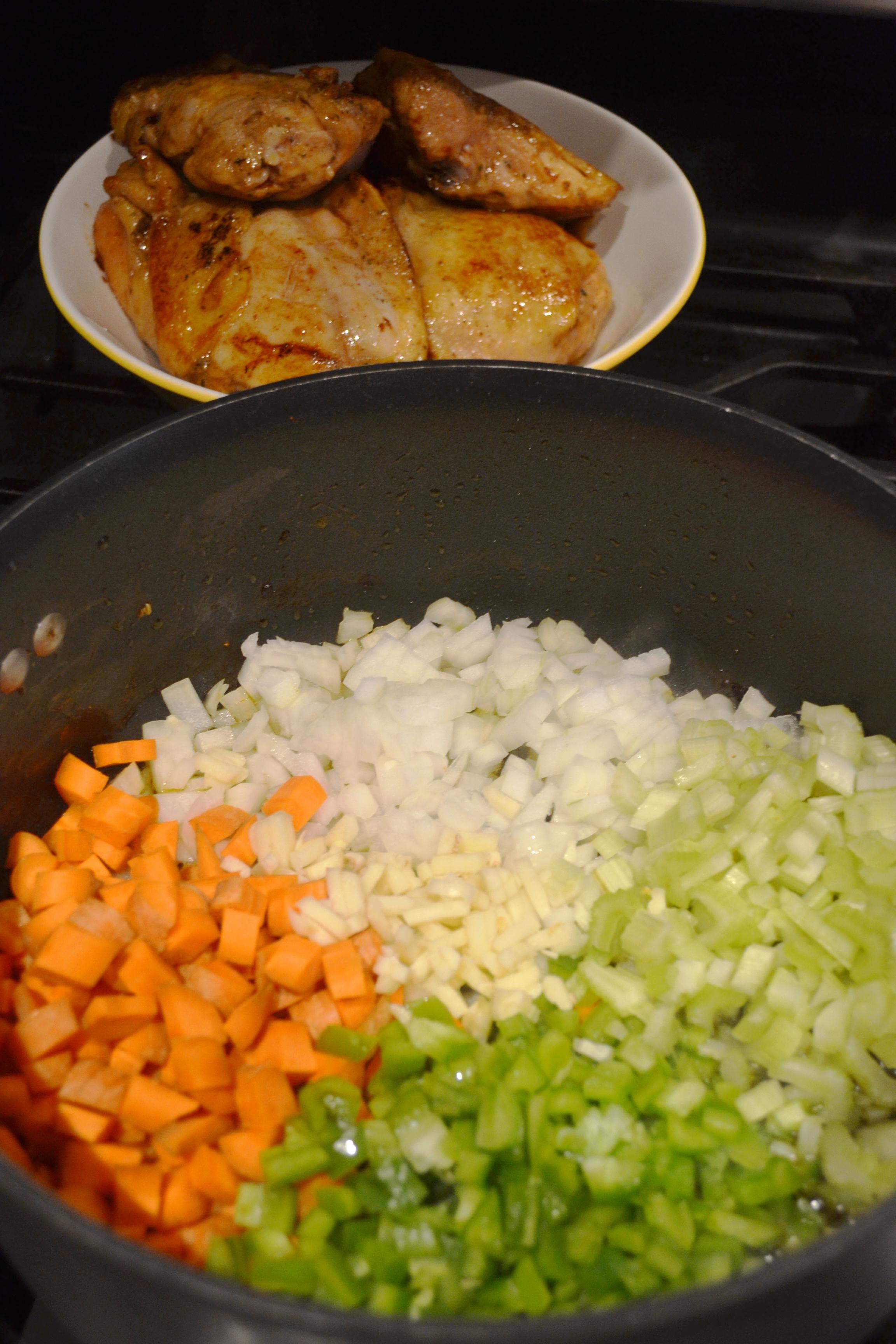 Rumba Meats - Sauteing