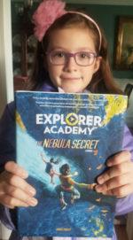 Explorer Academy: The Nebula Secret [ Kids Book Review]